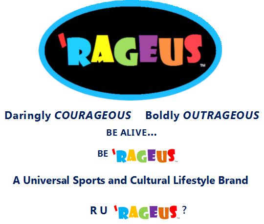 RageUs, a Universal Sports and Cultural Lifestyle Brand